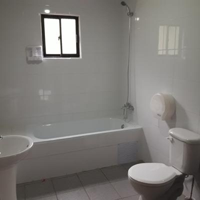 baños terminados