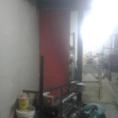 Inicio de escalera lugar 1 m2