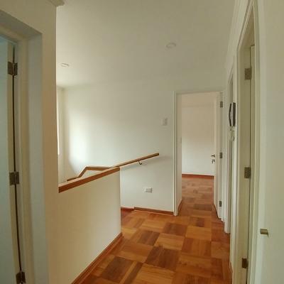 2 piso, remodelacion casa Las Condes