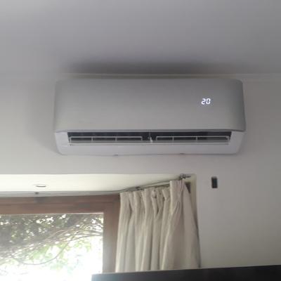 Instalacion equipo climatizacion