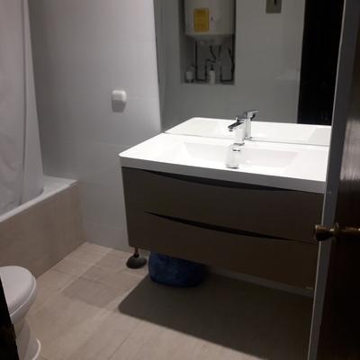 Baño en providencia