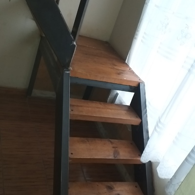 Remodelacion de escalera