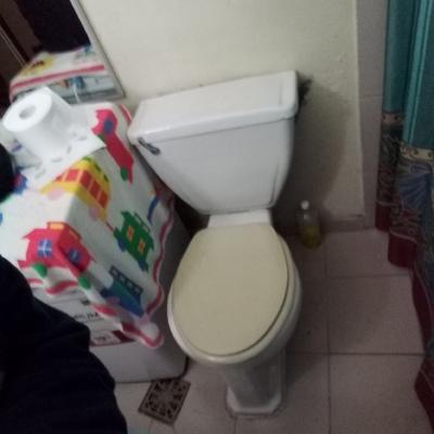 Fijación de wc