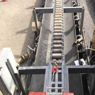 Fabricación y Montaje sistema calibración correa
