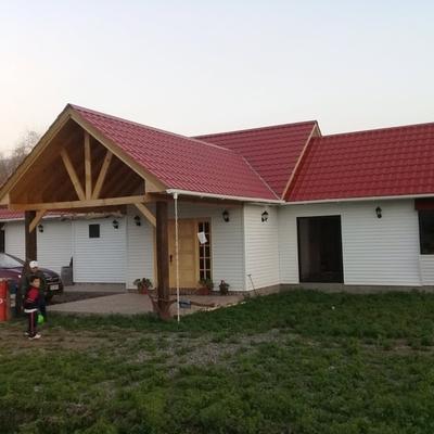 Casa campo sayding