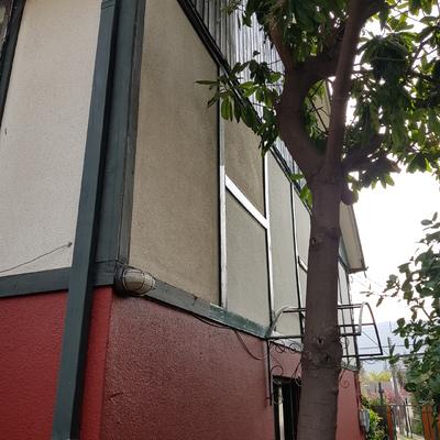 Pintura y reparacion exterior casa