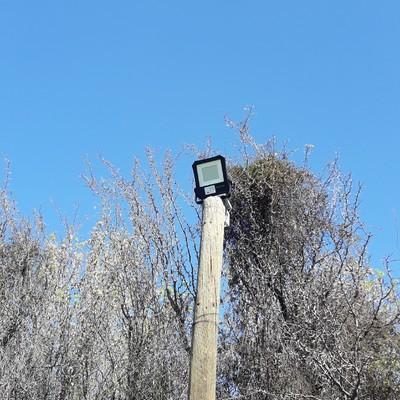 Proyectores  LED Parque Recreacional
