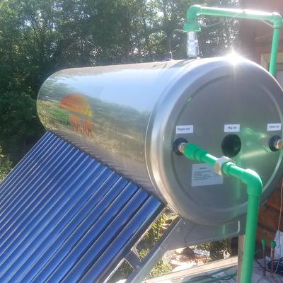 Termo Solar de 200 litros