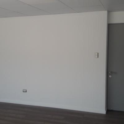 Tabique interior de oficina