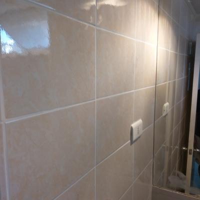 Cambio ceramica muro