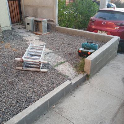 Modificación en estacionamiento