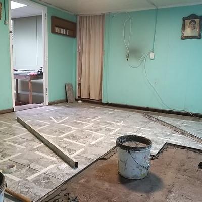 Remodelación pisos