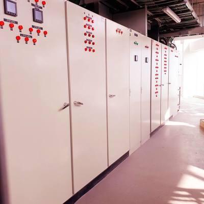 Construcción y Montaje tableros electricos