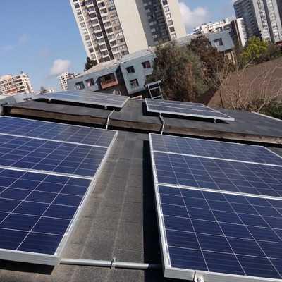 Sistema fotovoltaico San Miguel