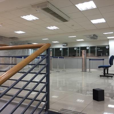 Interior sucursal