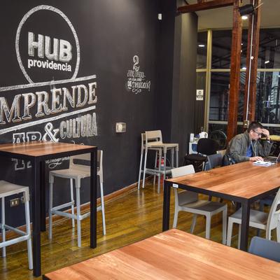 Mesas de trabajo Hub