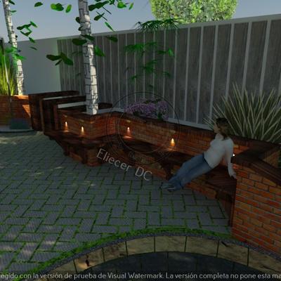 diseño patio