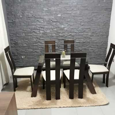 Instalación de Piedra rústica Petrohue