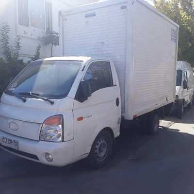 Camión de 1800kg  12mt3