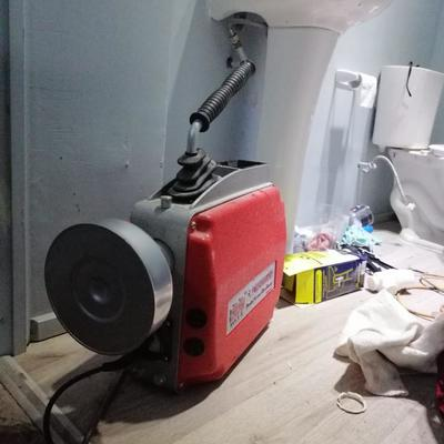 Destape ductos desagüe