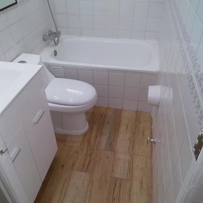 Remodelacion de baño.