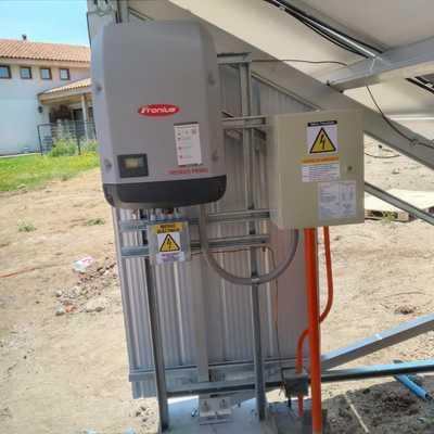 Inversor OnGrid y Tablero Fotovoltaico