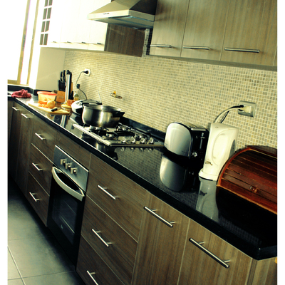 Cocina estilo moderno