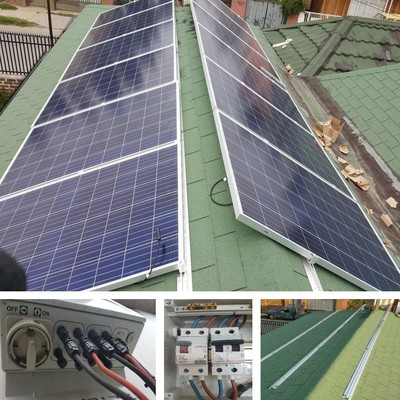 Proyecto solar fotovoltaico