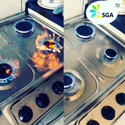 Conversión de Gas natural a Gas licuado.