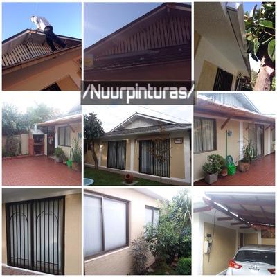 Collage reparaciones y repinte casa