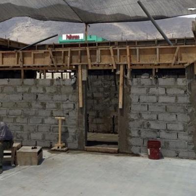 Construcción bodega