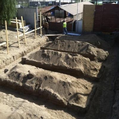 Excavaciones para construcción