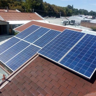 Instalación de Sistema Fotovoltaico