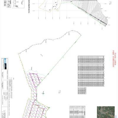 Plano Loteo Requinoa- Subdivisión