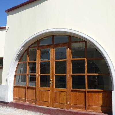 AMPLIACIÓN Y CONSTRUCCIÓN DE BIBLIOTECA CAMPUS ENRIQUE MOLINA UNIVERSIDAD DE LA SERENA