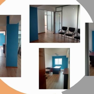 Remodelación oficina en Providencia