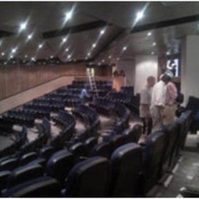 Auditório Torre Bicentenario