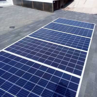 Sistema fotovoltaico San Francisco de Mostazal