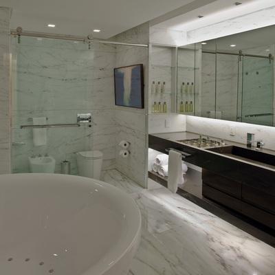 Baño Huéspedes