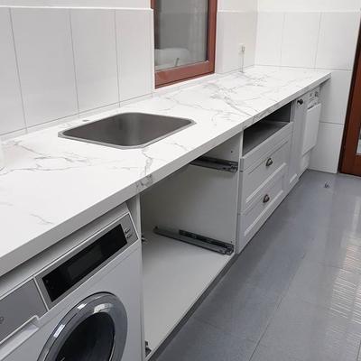Cubierta de lavadero