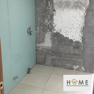 instalación de ductos sanitarios y arranques de agua.