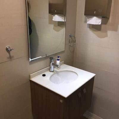 Remodelaciones de baños oficina