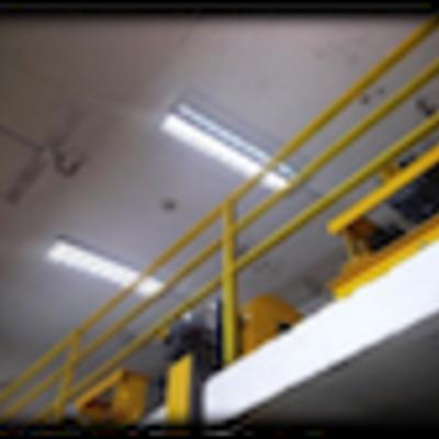 Baranda en sala de maquinas 2