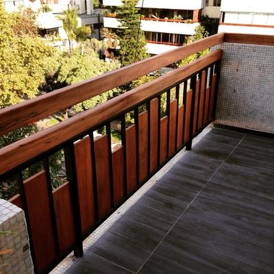 Baranda Terraza Balcón