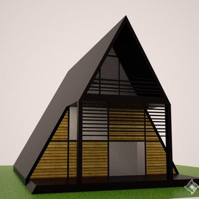 Propuestas cabañas en Quilquico arquitectura para el descanso