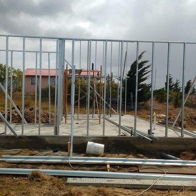 Cabaña Prefabricada 36m2 Leña Dura