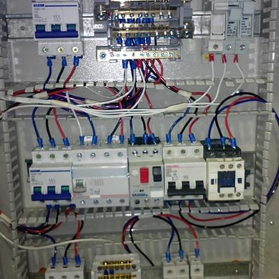 cableado de tablero electrico