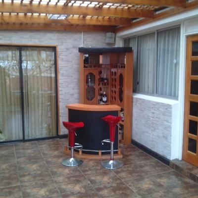 Remodelación patio interior