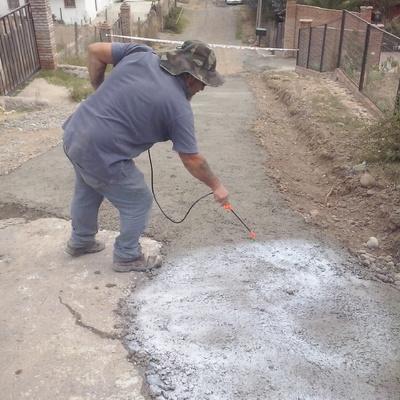 Pavimentación de Camino.