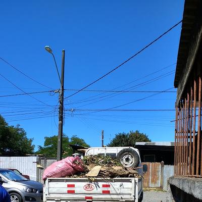 Traslado de basura